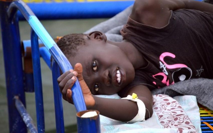 Cǝnubi Sudanda 750 min uşaq evsiz qalıb