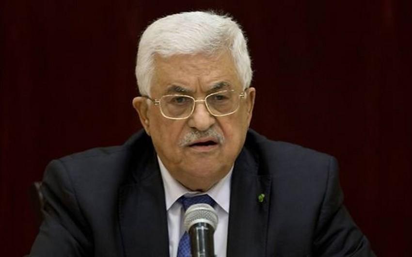 Аббас обвинил ХАМАС в заговоре против палестинского государства