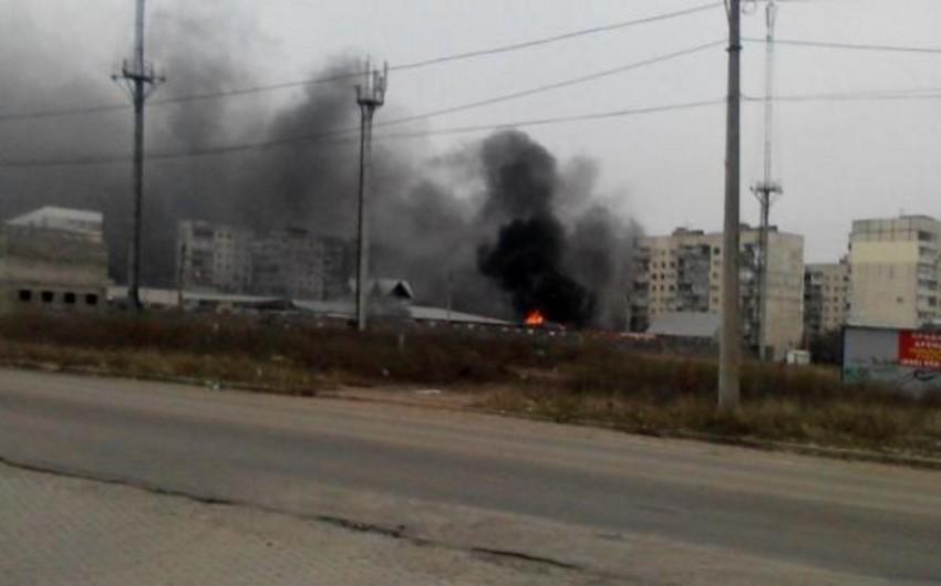 Ukraynanın Mariupol şəhəri atəşə tutulub: 30 nəfər ölüb