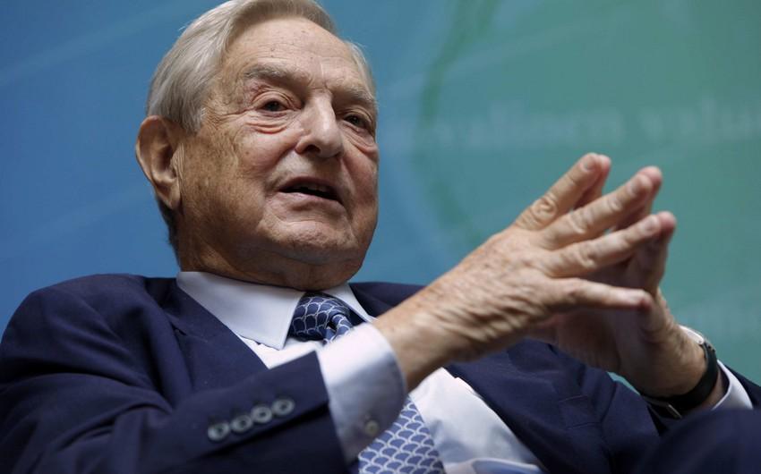 Soros: Dünya fond birjalarındakı ralli sona çatır