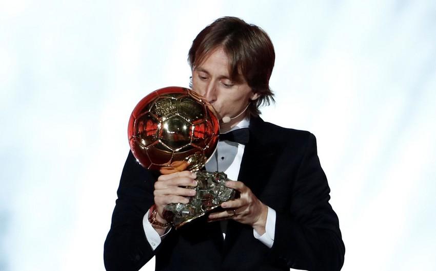 Dünyanın ən yaxşı futbolçusu Bakıya gəlib