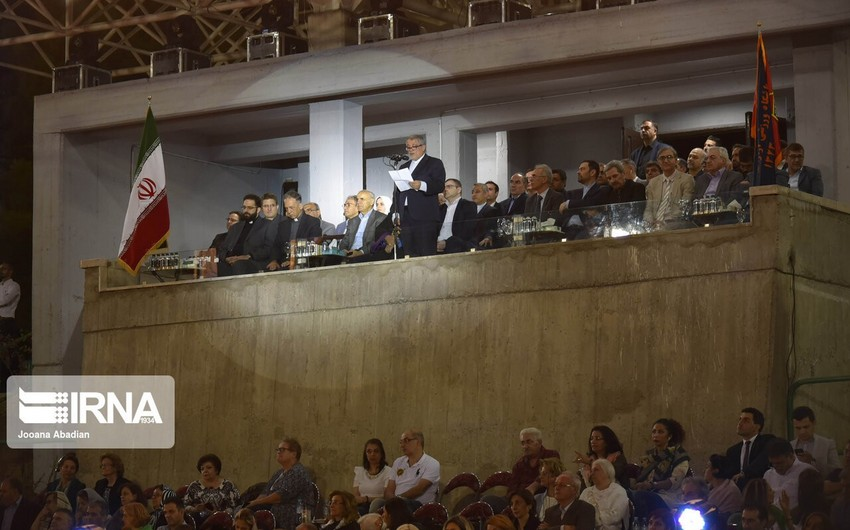 Iranian Embassy: No team from Karabakh participated in Armenian Olympics in Tehran