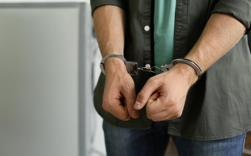 В Мингячевире задержан криминальный авторитет