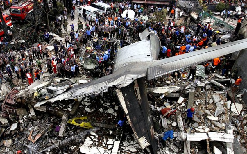 Ekvadorda təyyarə qəzası nəticəsində 22 nəfər ölüb