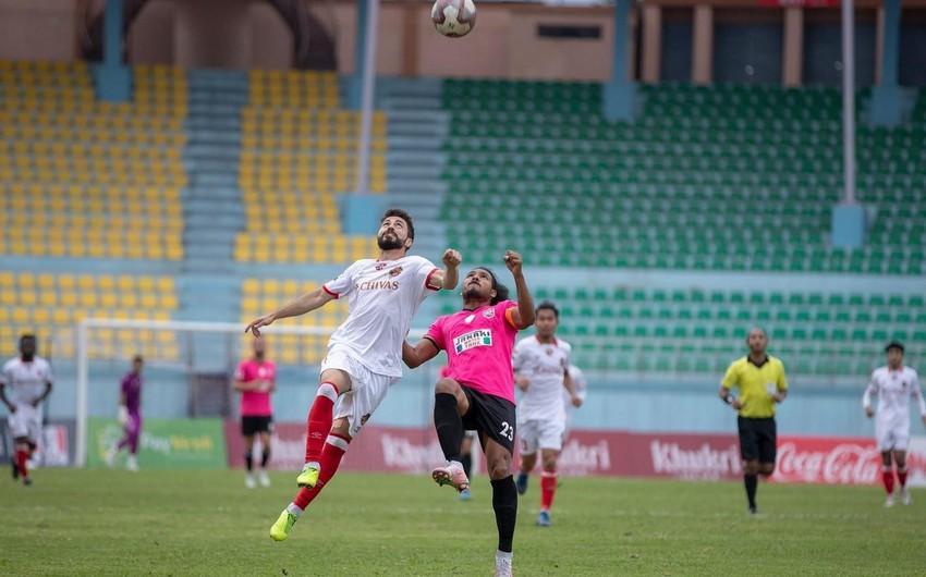 Azərbaycanlı futbolçu Nepal klubu ilə vidalaşdı