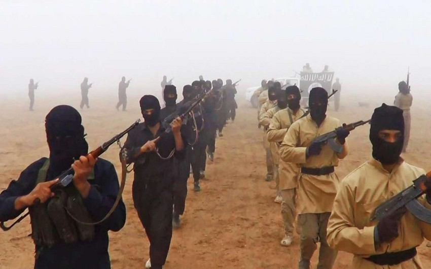 İŞİD-in Suriya və İraqdan kənarda 6 silahlı birləşməsi var