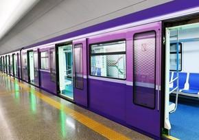 30 metro vaqonunun görünüşünün dəyişdirilməsinə 717 min manat xərclənəcək