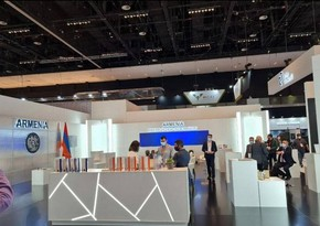 Armenia finds no weapons to showcase at international defense exhibition