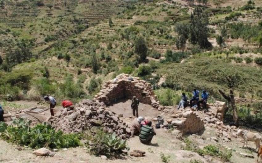 Efiopiyada unudulmuş şəhər aşkarlanıb
