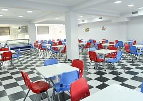 Обнародованы требования к работе школьных столовых и буфетов
