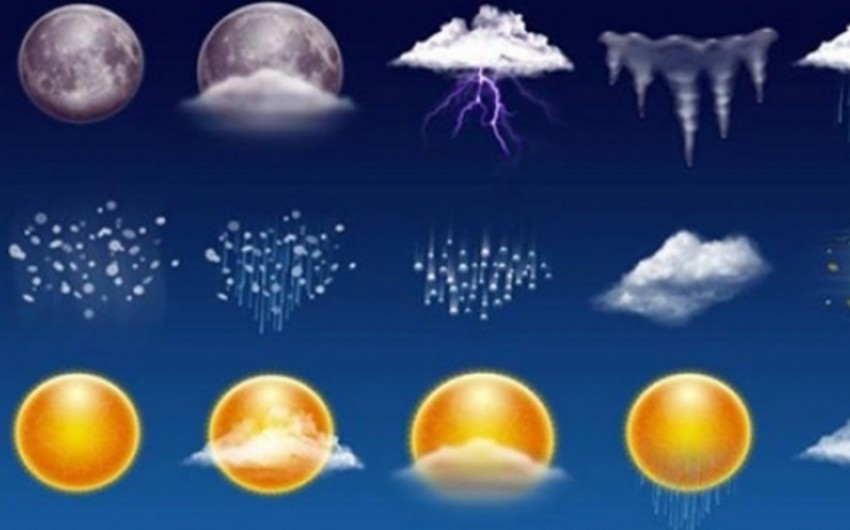 Обнародованы причины нестабильной погоды в Азербайджане