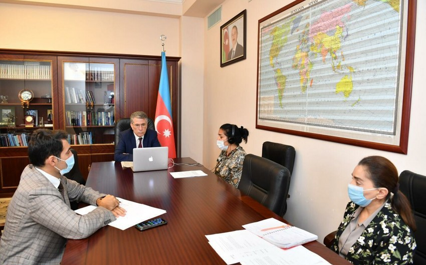 Fransalı deputat Azərbaycan Prezidentinə təşəkkür etdi