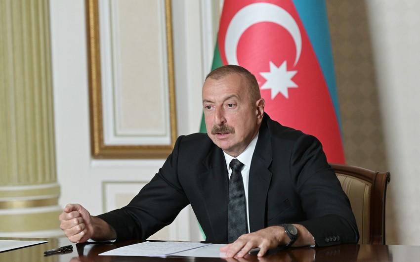 Azərbaycan Prezidenti: Karantin rejimi hamımızı yorur