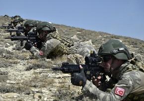 Azərbaycan-Türkiyə təlimlərinə xüsusi təyinatlılar da cəlb edildi
