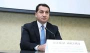 Hikmet Hajiyev: We demand justice for innocent victims of Khojaly genocide