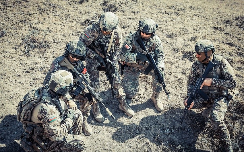 Next stage of Caucasian Eagle - 2019 Exercises held