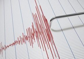 Magnitude 3.4 earthquake hits Azerbaijan