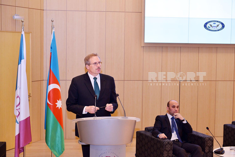 ABŞ səfiri: Azərbaycan dünyada kibertəhlükəsizliyin təmin olunmasına öz töhfəsini verir
