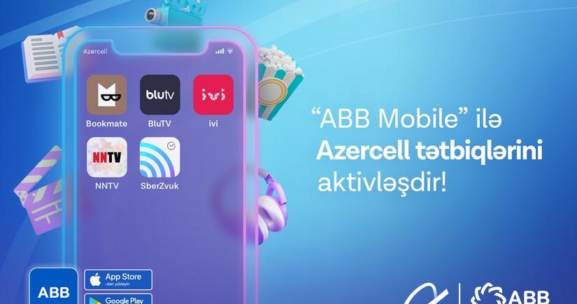 """Azercell""""in rəqəmsal xidmətləri indi daha çox istifadəçinin rahatlığını təmin edir"""
