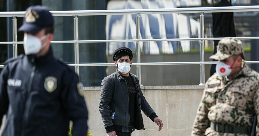 Masks now mandatory in all public indoor/outdoor spaces in Azerbaijan