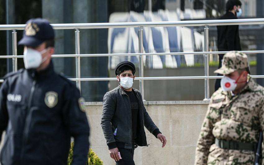 Masks now mandatory in all public indoor/outdoor spaces in Azerbaijan