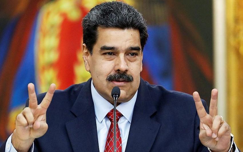 Мадуро обвинил Колумбию в заговоре против республики