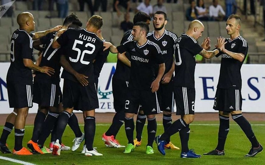 Qarabag defeated Dudelange in guest match