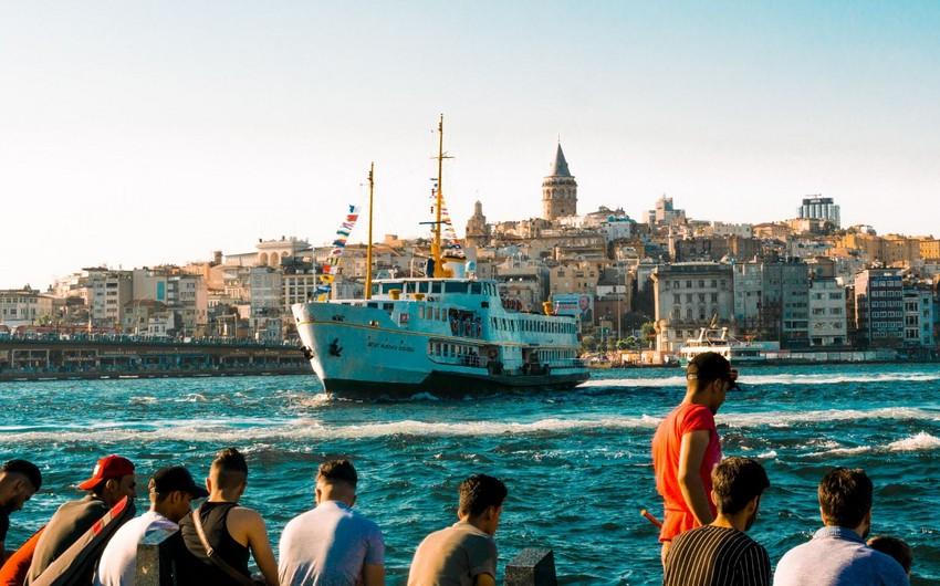 Названо число туристов, посетивших Турцию в период пандемии