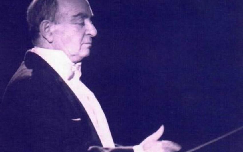 Moskva Satira Teatrının baş dirijoru dünyasını dəyişib