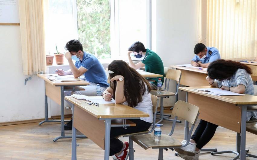 Продлены сроки регистрации в вузы Азербайджана