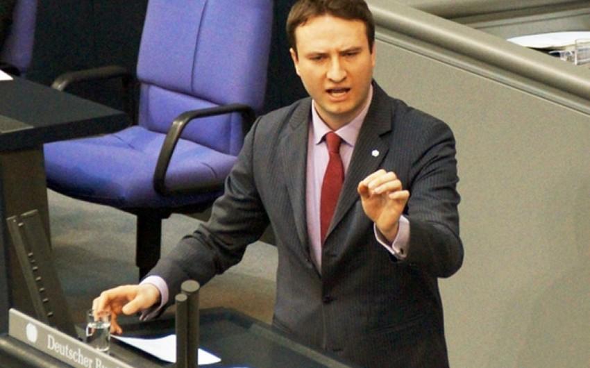 German MP: Armenia occupied Nagorno-Karabakh region and violated the international law