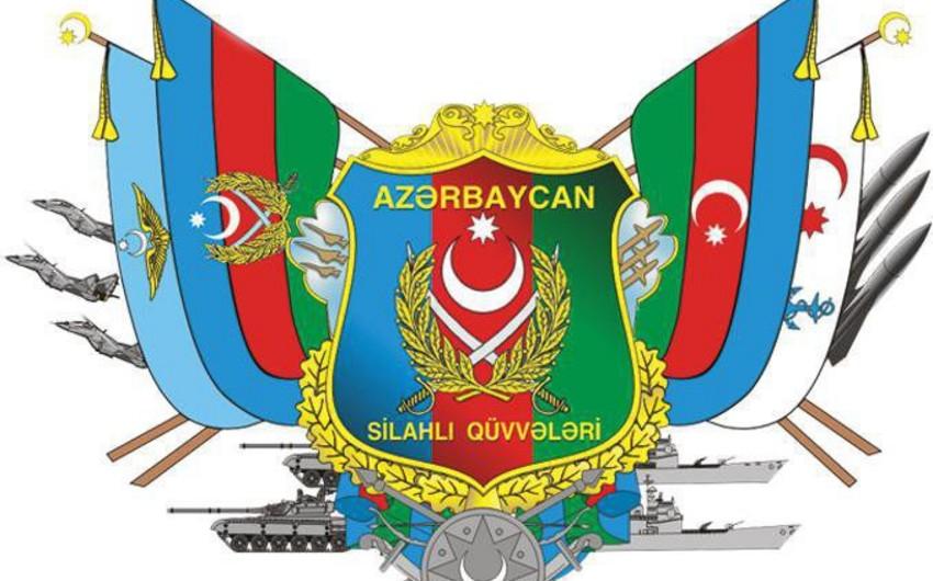 Azərbaycan Silahlı Qüvvələrinin nümayəndələri Türkiyəyə gedəcək