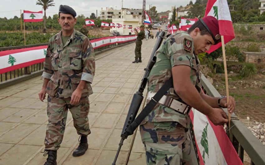Ordu komandanı: Livan İsrailin təcavüzünü dəf etmək üçün bütün vasitələrə əl atacaq