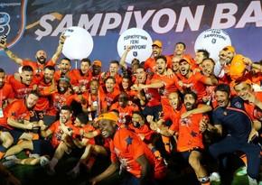Millimizin futbolçusu da Türkiyə çempionu oldu
