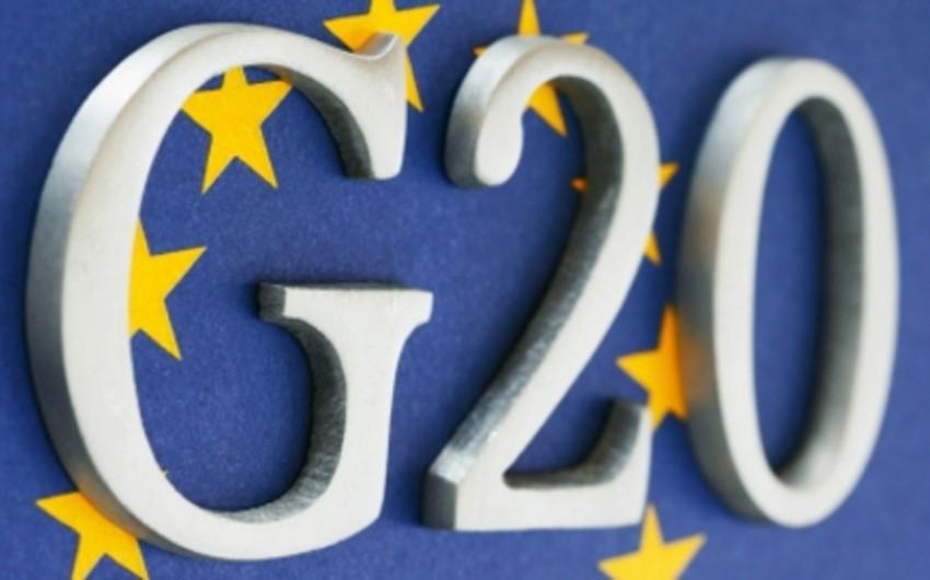 Azərbaycan G-20 ölkələrinin maliyyə nazirlərinin iclasında iştirak edir
