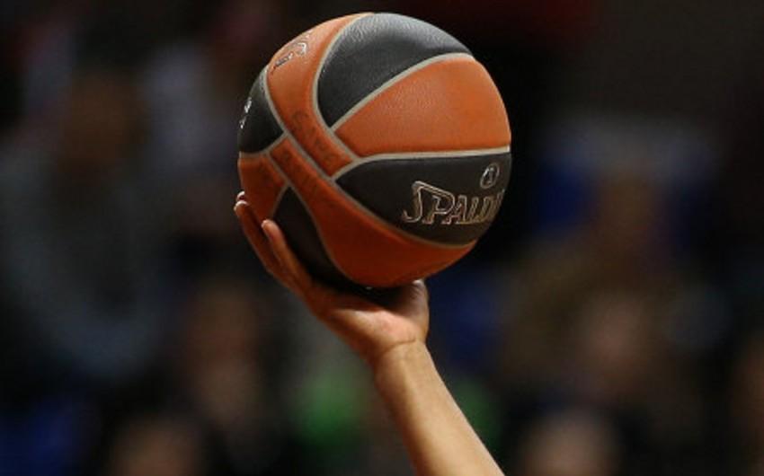 Basketbol üzrə 23-cü Azərbaycan çempionatının yeddinci turunun oyunları keçirilib