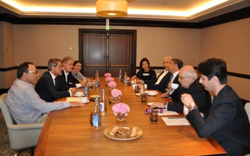 Bolqarıstan prezidenti Nizami Gəncəvi Beynəlxalq Mərkəzinin üzvlərini qəbul edib
