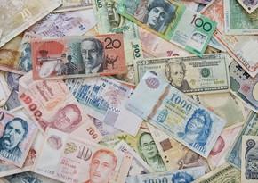Курсы валют Центрального банка Азербайджана (07.04.2021)