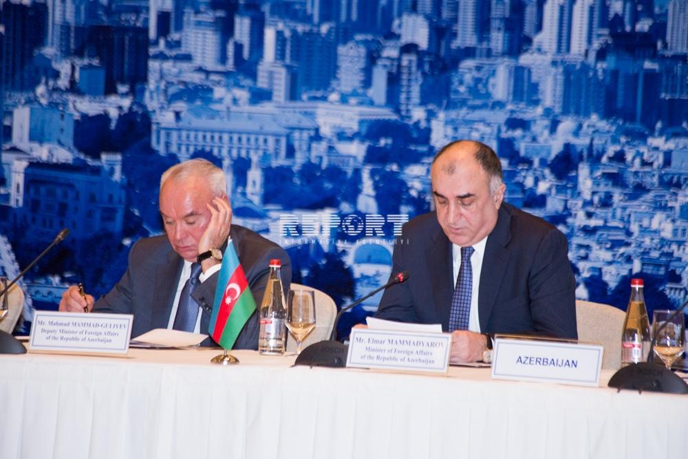Глава МИД Азербайджана посетит Страсбург на следующей неделе