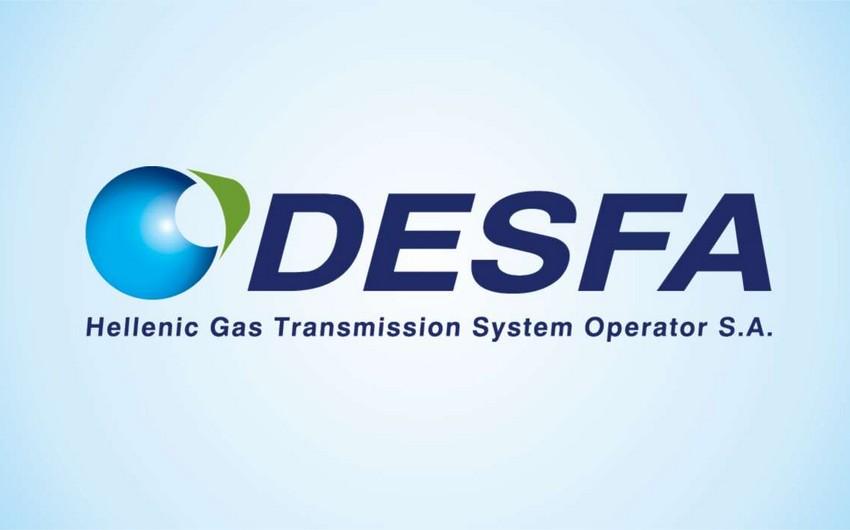 Yunanıstan hökuməti DESFA-nın TAP-a qoşulmasının detallarını açıqladı
