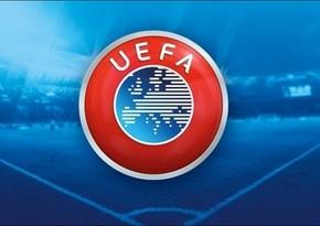 UEFA reytinqi: Azərbaycan yenidən irəlilədi