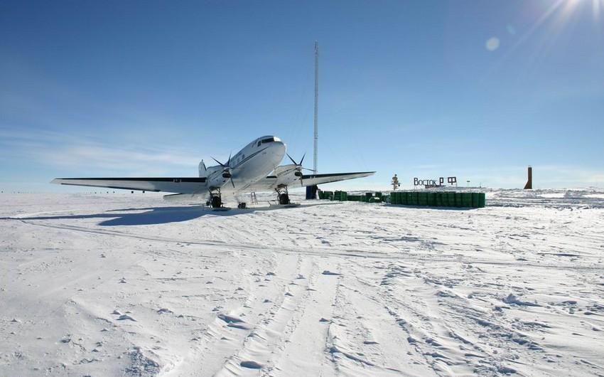 Строительство китайского аэродрома в Антарктиде начнется к 2018 году - ВИДЕО