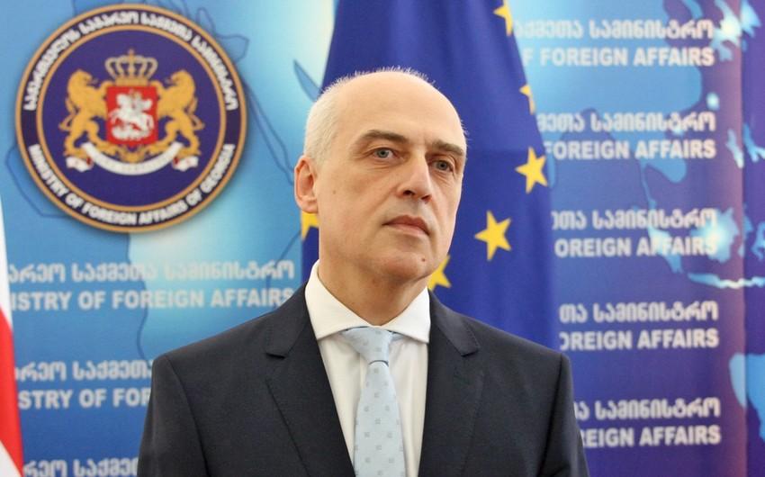 МИД Грузии: Работа грузино-азербайджанской делимитационной комиссии будет возобновлена