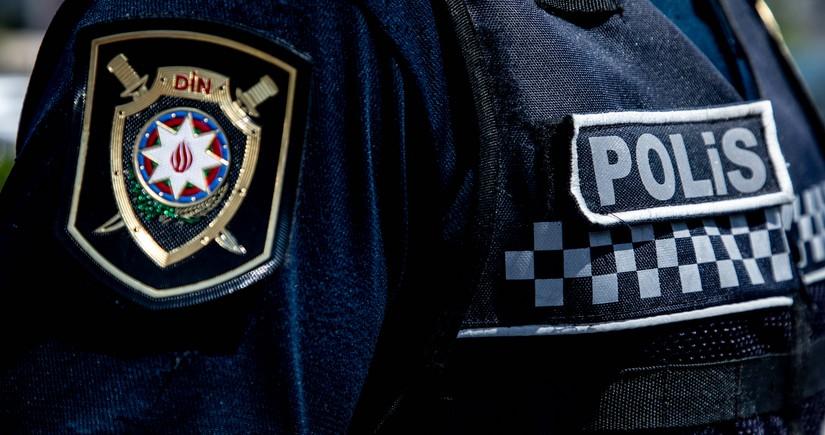 Polis Bərdədə gücləndirilmiş iş şəraitində xidmətini davam etdirir