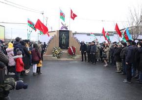 В Баку открыли родник в память о шехиде