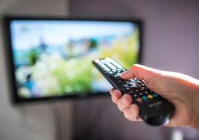Azərbaycanda TV-radio yayımı sahəsində 94 yayımçı və operator fəaliyyət göstərir