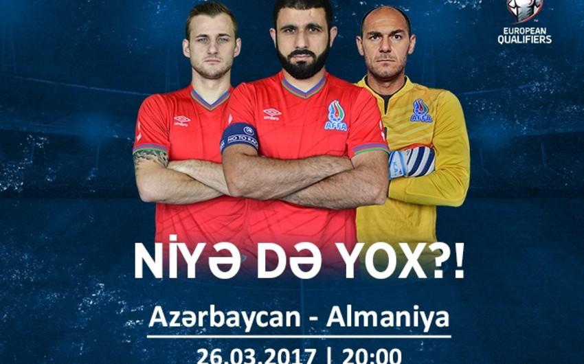 На матч Азербайджан-Германия в продаже осталось всего лишь 3000 билетов