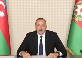 İlham Əliyevin Ümumdünya Səhiyyə Assambleyasının 74-cü sessiyasında videoformatda çıxışı təqdim olunub