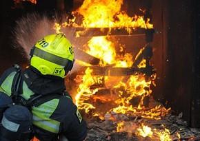 Трое погибли при пожаре в Новой Москве