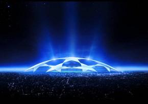 Çempionlar Liqasında həftənin futbolçusu adına namizədlər açıqlandı